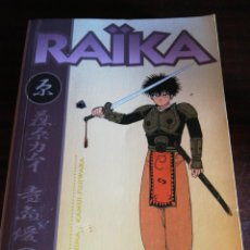 Cómics: RAIKA N1. Lote 199467897
