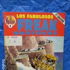 Cómics: LOS FABULOSOS FREAK BROTHERS Nº 1. OBRAS COMPLETAS. COMICS UNDERGROUND. EDICIONES LA CUPULA. SHELTON. Lote 199554223