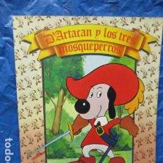 Cómics: D'ARTACAN Y LOS TRES MOSQUEPERROS, COMIC PROMOCIONAL DANONE. Lote 199554238