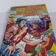 Cómics: LOBEZNO ARMA X COMICS FORUM MARVEL. Lote 199742491