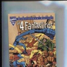 Cómics: PLANETA: BIBLIOTECA MARVEL EXCELSIOR : LOS 4 FANTASTICOS NUMERO 13: LA TERCERA GUERRA MUNDIAL. Lote 199742490