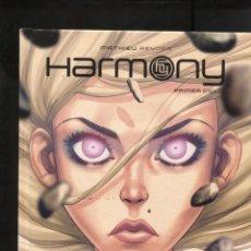 Cómics: HARMONY, PRIMER CICLO. Lote 199749437
