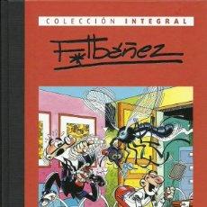 Cómics: F. IBÁÑEZ. COLECCIÓN INTEGRAL TOMO 1. 1969. Lote 199757183