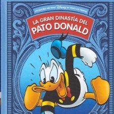 Cómics: LA GRAN DINASTÍA DEL PATO DONALD 12. TRAS LAS HUELLAS DEL UNICORNIO. Lote 199757193