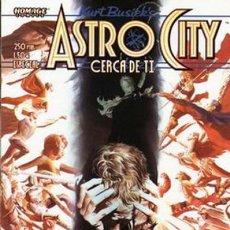 Cómics: ASTRO CITY. CERCA DE TI. Lote 199757198