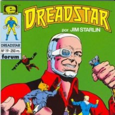 Cómics: DREADSTAR Nº 19. Lote 199757203