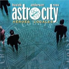 Cómics: ASTRO CITY. HÉROES LOCALES. Lote 199757208