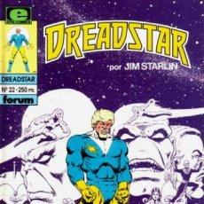 Cómics: DREADSTAR Nº 22. Lote 199757218