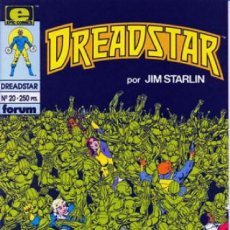 Cómics: DREADSTAR Nº 20. Lote 199757223