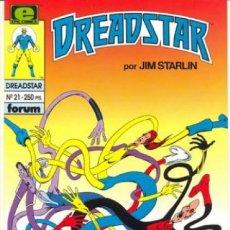 Cómics: DREADSTAR Nº 21. Lote 199757228
