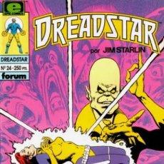 Cómics: DREADSTAR Nº 24. Lote 199757233
