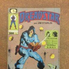Cómics: DREADSTAR NºS 1 AL 5. RETAPADO. Lote 199757236