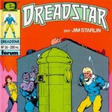 Cómics: DREADSTAR Nº 26. Lote 199757248