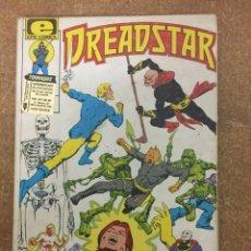 Cómics: DREADSTAR NºS 6 AL 10. RETAPADO. Lote 199757253