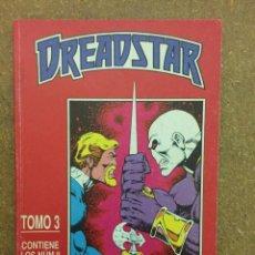 Cómics: DREADSTAR NºS 11 AL 15. RETAPADO. Lote 199757258