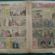 Cómics: YUMBO ANTEGUERRA AÑOS 30 NUMERO 160 CJ 14. Lote 199779910