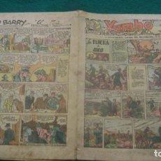 Cómics: YUMBO ANTEGUERRA AÑOS 30 NUMERO 158 CJ 14. Lote 199780052