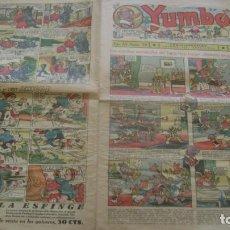 Cómics: YUMBO ANTEGUERRA AÑOS 30 NUMERO 88 CJ 14. Lote 199780131