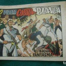 Cómics: EL PIRATA COBRA BLANCA EL ULTIMO 12 PLANCHA NUEVO SIN LEER CJ 14. Lote 199780512