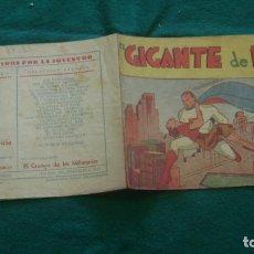 Cómics: CICLON EL GIGANTE DE PIEDRA 7 MUY BIEN ORIGINAL CJ 14. Lote 199781257