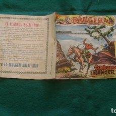 Cómics: RANGER 11 DE DOLAR ORIGINAL MUY BIEN ESTADO CJ 14. Lote 199781526