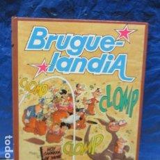 Cómics: BRUGUELANDIA Nº 3 BRUGUE-LANDIA - EL COMIC DE AYER HOY. Lote 199789621