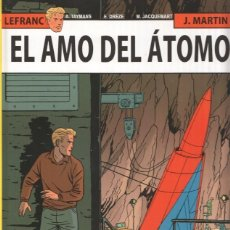 Cómics: LEFRANC VOLUMEN 17: EL AMO DEL ATOMO. Lote 199791662