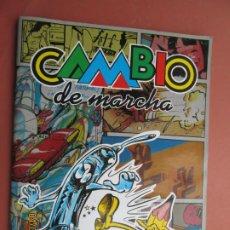 Fumetti: CAMBIO DE MARCHA - JUNTA DE ANDALUCIA - PRIMERA EDICION 1989 -CAMBIO DE MARCHA - JUNTA DE ANDALUCIA. Lote 199875197