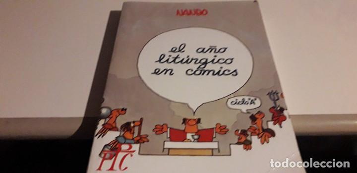 EL AÑO LITÚRGICO CICLO A. NANDO (Tebeos y Comics Pendientes de Clasificar)