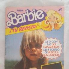Cómics: REVISTA BARBIE Nº 49 SEPTIEMBRE 1988. Lote 200015547