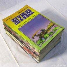 Cómics: 35 NÚMEROS DEL COMIC STAR UNDERGROUND ESPAÑOL AÑOS 70. Lote 200177831