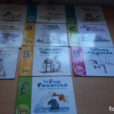 Cómics: 10 COMICS COLECCIÓN ZOO DE LAS LETRAS. Lote 200299711