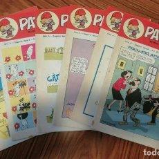 Cómics: 6 X PATUFET. REVISTA INFANTIL Y JUVENIL. GENER - ABRIL 1971. Lote 200585980