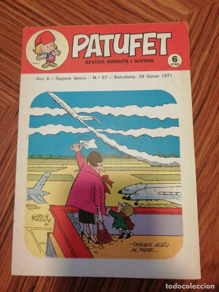 Cómics: 6 X Patufet. Revista Infantil y Juvenil. Gener - Abril 1971 - Foto 7 - 200585980