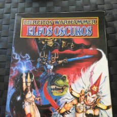 Comics: COMIC JUEGO EJÉRCITOS WARHAMMER ELFOSNOSCUROS. Lote 200809932