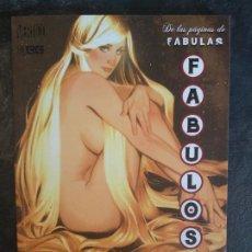 Comics: FABULOSAS - EL REINO OCULTO - MATTHEW STURGES, LAUREN BEUKES - VERTIGO - ECC. Lote 185980995
