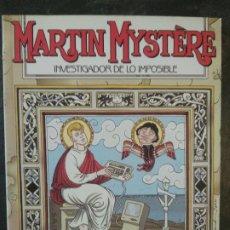 Comics: MARTIN MYSTERE Nº 9 - EL LIBRO DE KELLS - BONELLI COMICS - ALETA EDICIONES. Lote 185999968