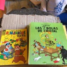 Cómics: LOTE DE CÓMICS VARIADOS, TODOS LOS QUE SE VEN. Lote 201367016