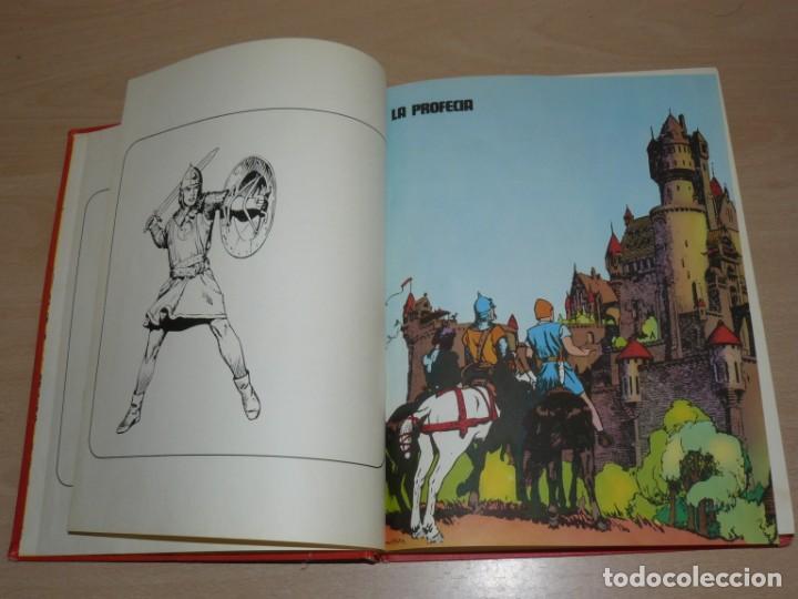 Cómics: Buru Lan Ediciones Tomo I El Principe Valiente En Tiempos del Rey Arturo original 1972 - Foto 5 - 201678227