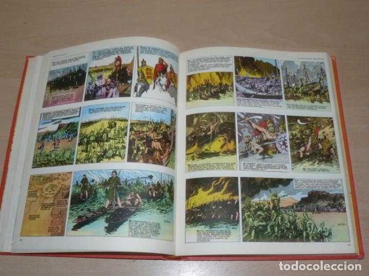 Cómics: Buru Lan Ediciones Tomo I El Principe Valiente En Tiempos del Rey Arturo original 1972 - Foto 7 - 201678227