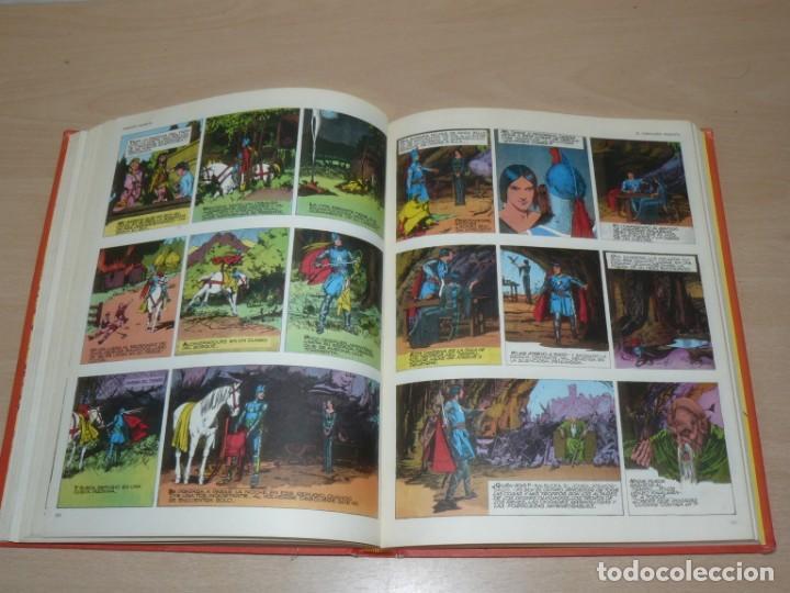 Cómics: Buru Lan Ediciones Tomo I El Principe Valiente En Tiempos del Rey Arturo original 1972 - Foto 8 - 201678227