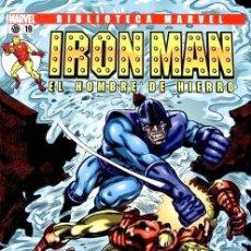 Cómics: IRON MAN NUMERO 19 - BIBLIOTECA MARVEL. Lote 201738270