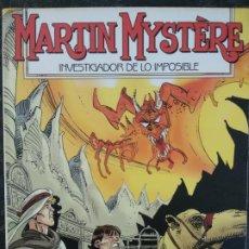 Comics: MARTIN MYSTERE Nº 8 - EXTRAÑO PERO CIERTO - BONELLI COMICS - ALETA EDICIONES. Lote 185999775