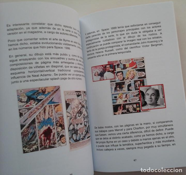Cómics: John Byrne, La era Charlton 1975-1976. Estudio sobre el autor. Disponible - Foto 5 - 201839686
