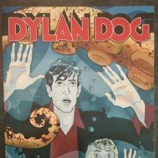 Comics: DYLAN DOG Nº 4 - EL DIOS PRISIONERO - BONELLI COMICS - ALETA EDICIONES. Lote 200859246