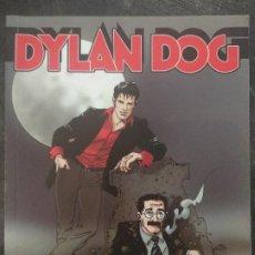 Comics: DYLAN DOG Nº 1 - PERCEPCIONES EXTRASENSORIALES - BONELLI COMICS - ALETA EDICIONES. Lote 201955795