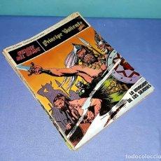 Cómics: LOTE DE 13 COMICS DEL PRINCIPE VALIENTE AÑOS 70 ORIGINALES BURULAN COMICS GRAN FORMATO. Lote 202027296