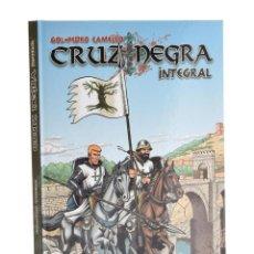 Cómics: CRUZ NEGRA. INTEGRAL - GOL / CAMELLO, PEDRO. Lote 264106920