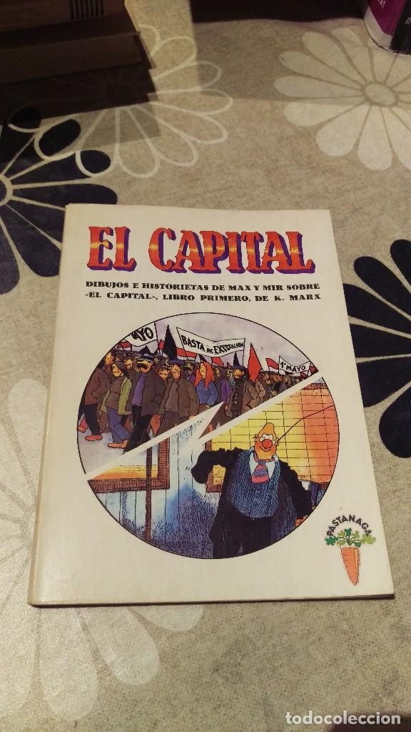 EL CAPITAL EN COMIC, 1977 (Tebeos y Comics - Comics otras Editoriales Actuales)