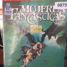 Comics : JOYAS CREEPY MUJERES FANTASTICAS BUEN ESTADO. Lote 202854435